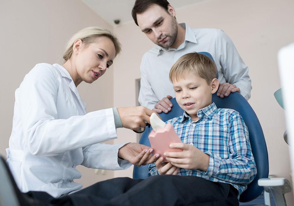 family dentist rockville