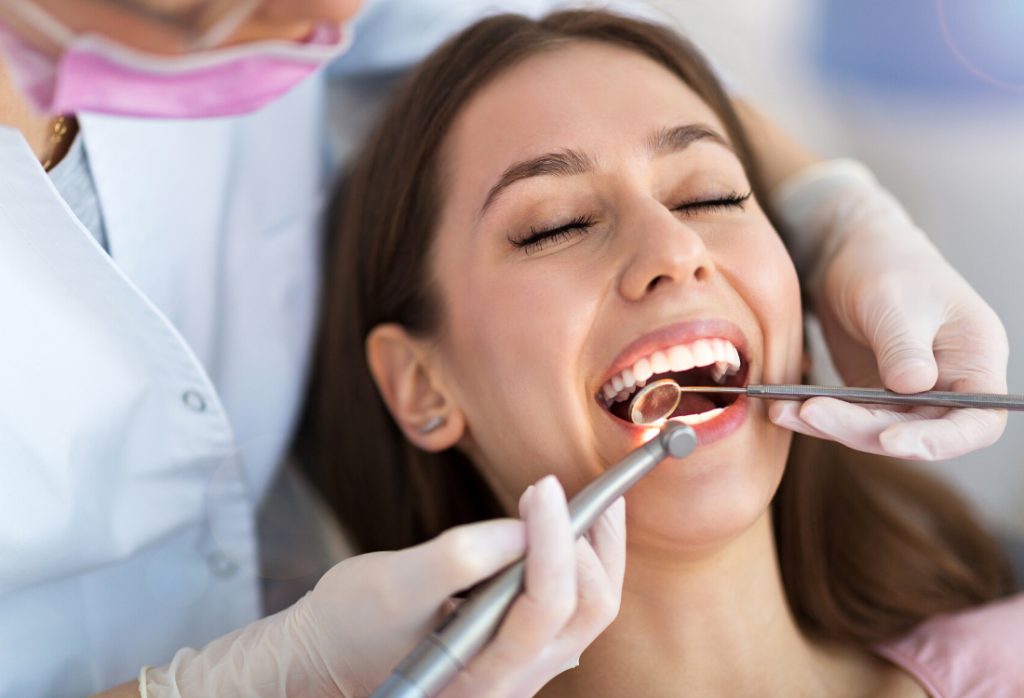 cosmetic dentist rockville